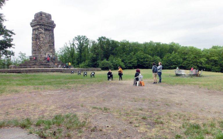 Pfingsten über Wehringhausen: Bismarckturm geöffnet