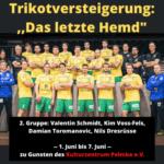 Mannschaftsfoto des VfL Eintracht