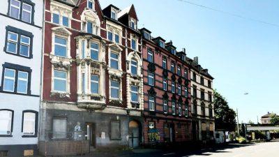 Abriss an der Wehringhauser Straße: Fahrspur wird ab Mittwoch gesperrt