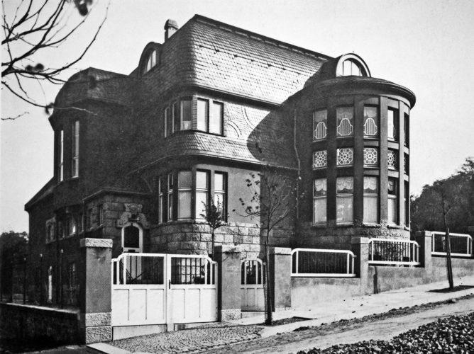 Stadtteilrundgang: Architektur um 1900
