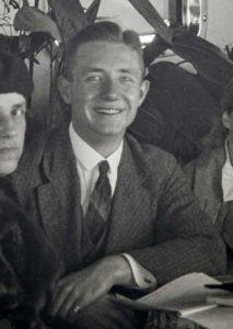 Heinrich Wieschhoff 1928